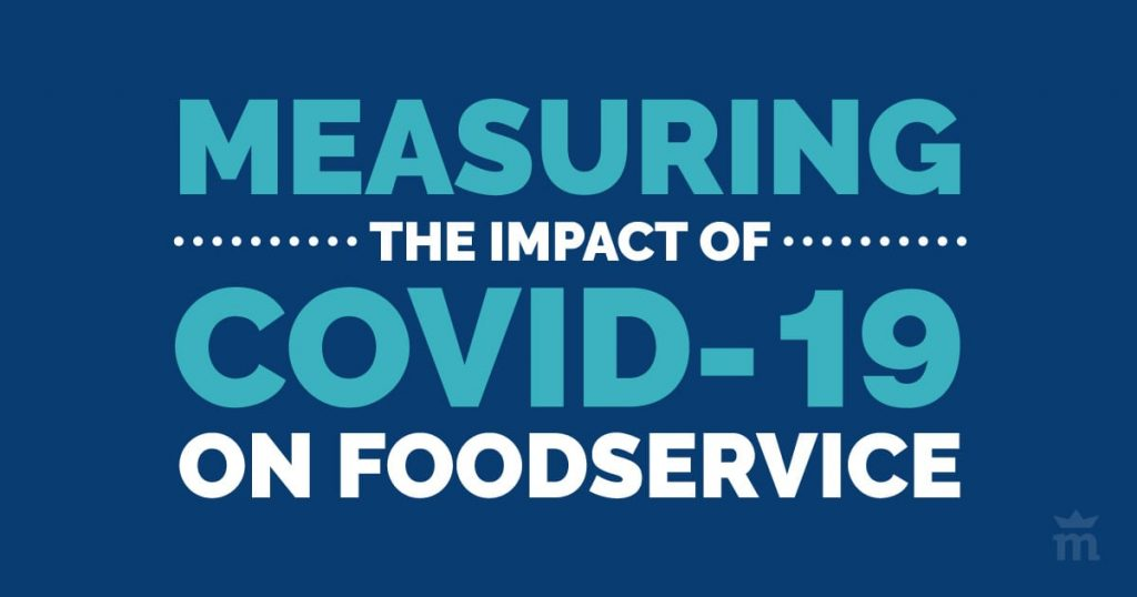 Measuring the Impact of COVID-19 on Foodservice